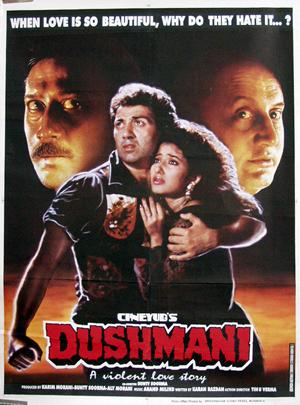 Ничто не остановит любовь / Dushmani
